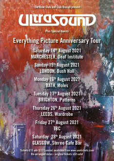 Rearranged Tour Dates
