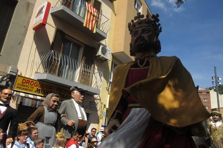 2018. Ciutat gegantera de Catalunya-Sant