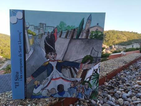 """Durant la #noFestaMajor L'Empelt presenta el conte """"El Situ i les campanes de Sant Llorenç"""""""