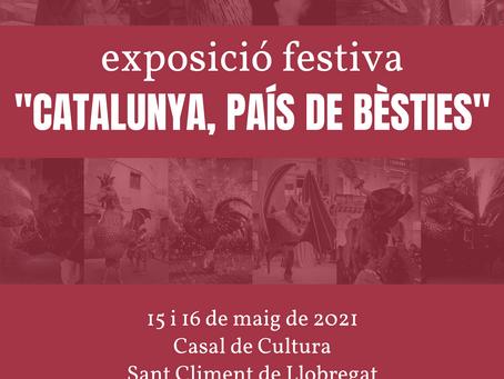 """""""Catalunya, país de bèsties"""", l'exposició interactiva que donarà la benvinguda a la Porca"""