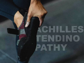 "Stop ""stretching out"" your Achilles pain!✋🏼🛑"