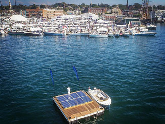 Solar Power Docks: Power to the People!