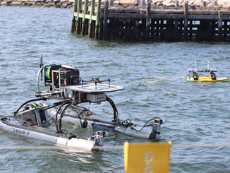 Teledyne Marine and industry partners conduct maritime demonstration during ANTX