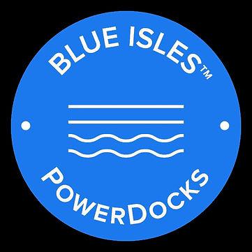 POWERDOCKS BLUE ISLES LOGO (3x3)-BLACK.j