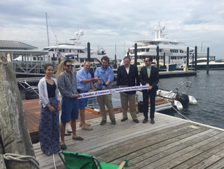 PowerDocks Celebrates its Grand Opening with Ribbon Cutting Ceremony.