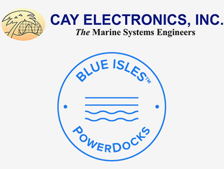 PowerDocks and Cay Electronics form Partnership for Eastern U.S. and Caribbean