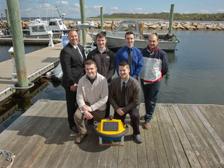POWERDOCKS PARTICIPATES - IN Senior design and capstone projects by college students address Navy ne