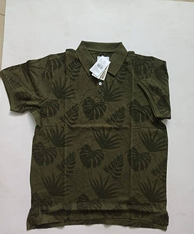all over printed polo neck t-shirt manufacturers in tirupur - creative apparels a unit of