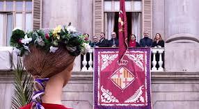 Més sants de febrer: dia 12, santa Eulàlia, màrtir, copatrona de Barcelona