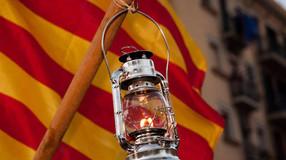 La Flama del Canigó es renova del 22 al 23 de juny 2021 per encendre les fogueres de sant Joan.