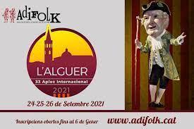 A Tortosa, dimecres 7 d' abril a les 17:15 h, presentació oficial del 33è Aplec Internacional 2021