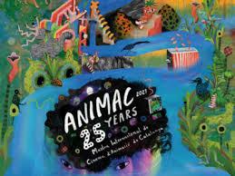 El festival ANIMAC, del 25 de febrer al 7 de març 2021,  celebra els 25 anys