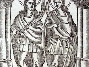Dia 3 de març: Sant Celdoni i Sant Ermenter, dos sants catalans autèntics.
