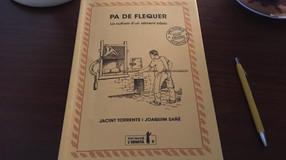 """""""Pa de flequer.La cultura d'un aliment bàsic """", de Jacint Torrents i Quim Sañé. Col·lecció L'Ermità."""