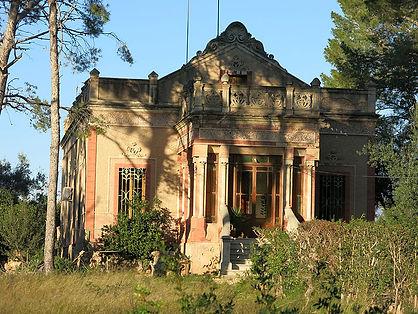 663_Casa_Arasa,_urbanització_de_la_Simpà