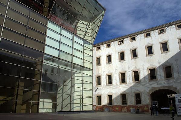Casa de la Caritat de Barcelona - CCCB.j