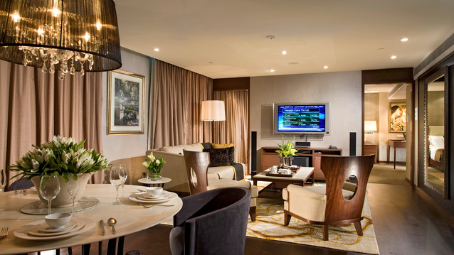 Pan Pacific Hotel @ Orchard, Presidential Suite
