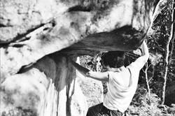 Climbing: Heather Swift