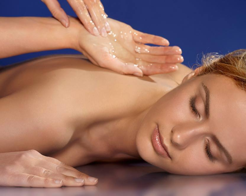 Mineral Infusion Body Wrap and Massage