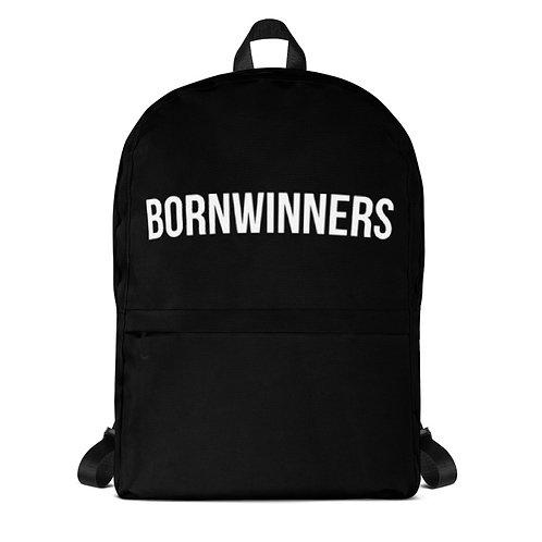Black BornWinners Backpack