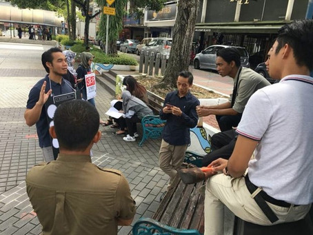 Towards Healthy Masculinity - Better Masculinity Advocate, Rizal Rozhan, Chats with Thrive Well