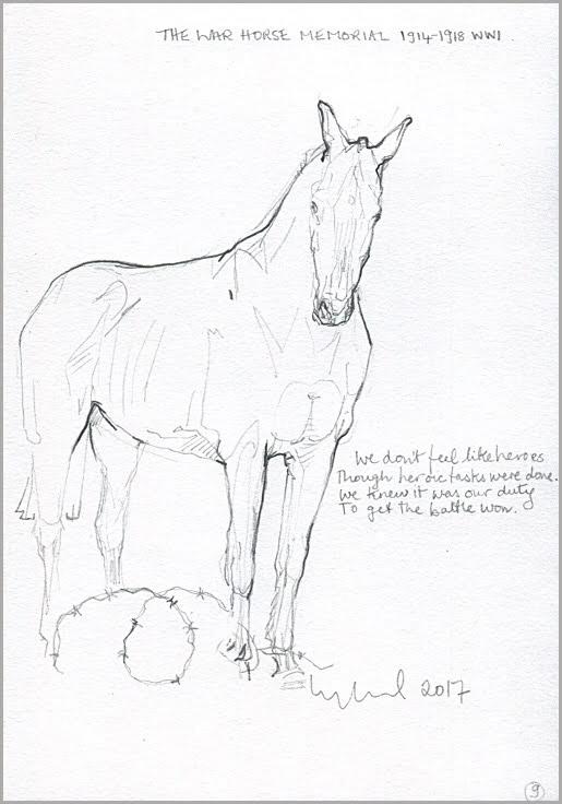 WHM Sketch