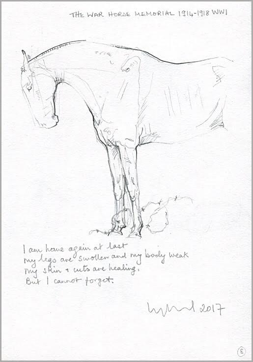 WHM Study Sketch