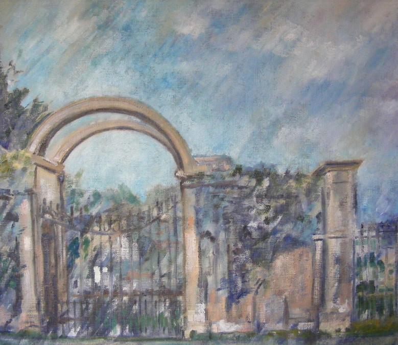 The Arch at Brogyntun