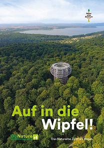 Booklet Auf in die Wipfel Rügen