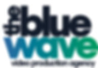 2018 The Blue Wave Logo Blue Text Grad.j