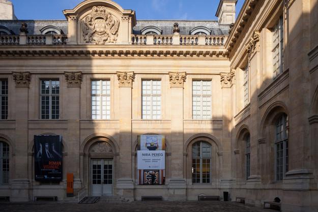 At Prix Maratier -La Fondation pro mahj le musée d'art et d'histoire du judaïsme ,Paris, France. 2015.  Photo by Yael Engelhart