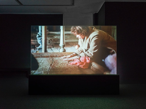 SURFACE documentation at The Israeli Museum Ticho House October 2015 – May 15th, 2016  |  Photo Elad Sarig