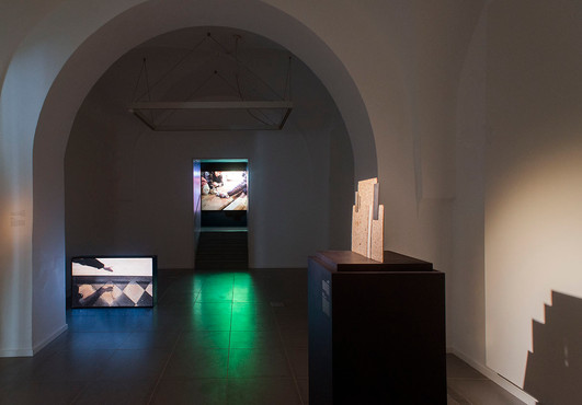 Exhibition documentation at The Israeli Museum Ticho House October 2015 – May 15th, 2016  |  Photo Elad Sarig