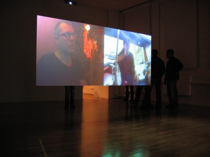 BANGKOKING at Day Labor, PS1 Contemporary Art Center, NY. USA October 2005