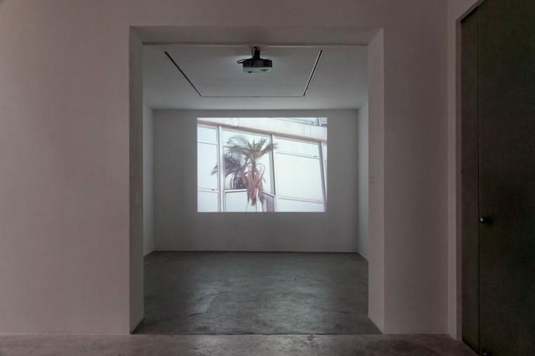 G SPOTTING installed at galerie Michel Rein, Paris, 2012