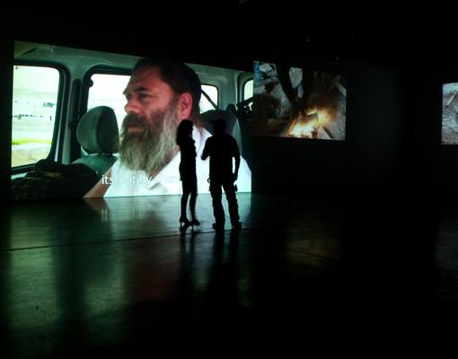 Kept Alive installed at Shoshana Wayne Gallery, Los Angeles, 2011