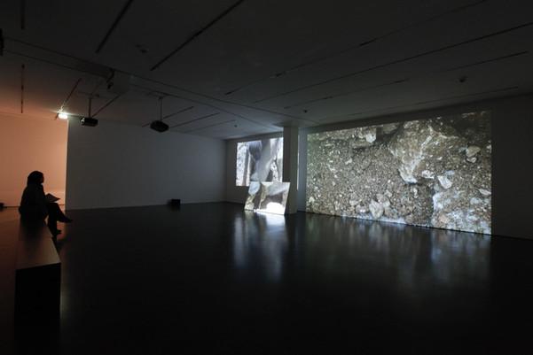 KEPT ALIVE installed at the Kunsthalle Düsseldorf, Germany.