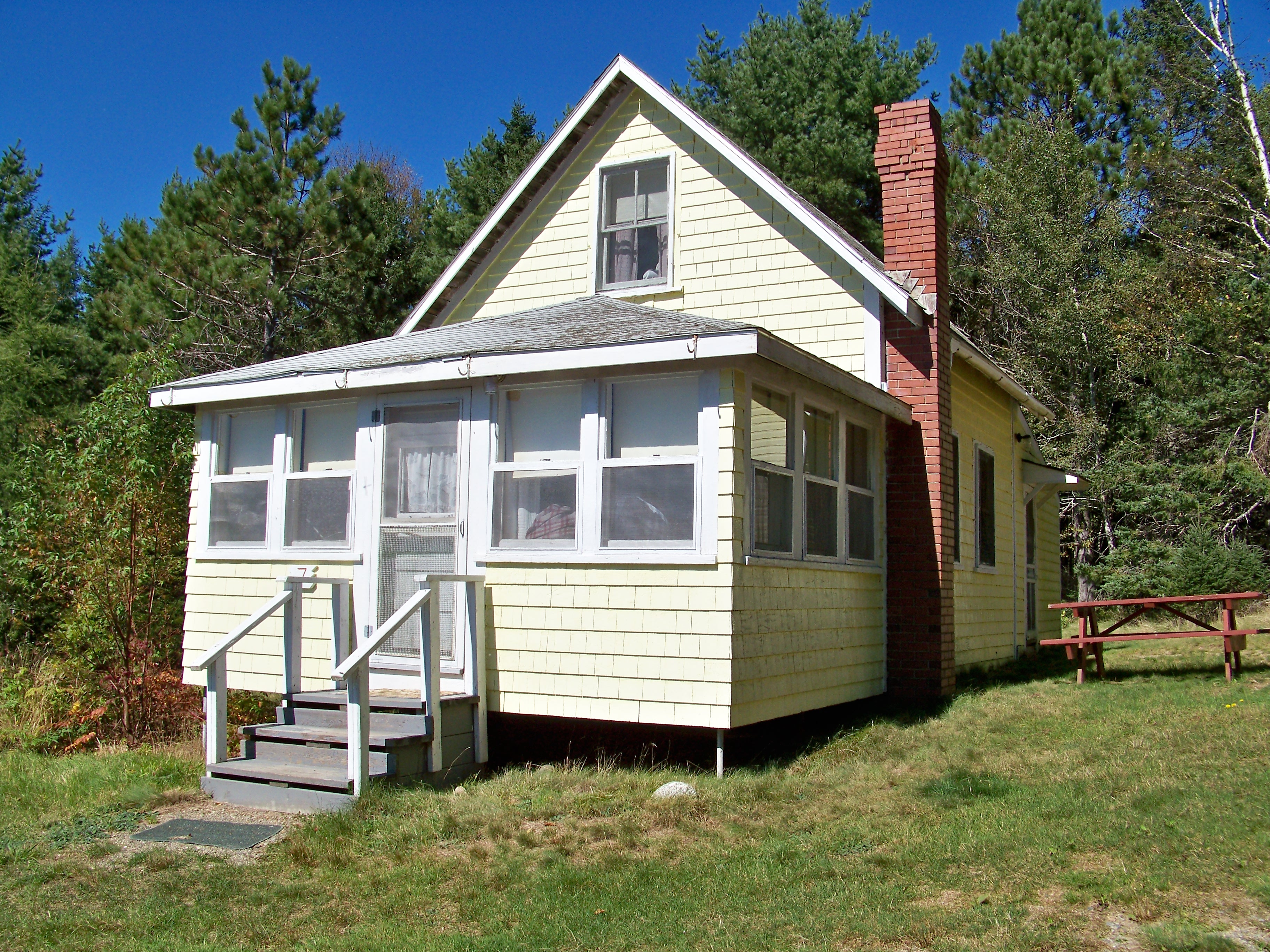 Cottage #7