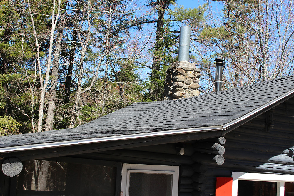 Cottage #2 roof
