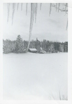 Cottage 4, January 1956