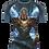 Thumbnail: Double Dragon Short Sleeve Rashguard Adult/Youth