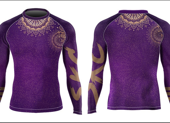 Purple Haze Womens Rashguard