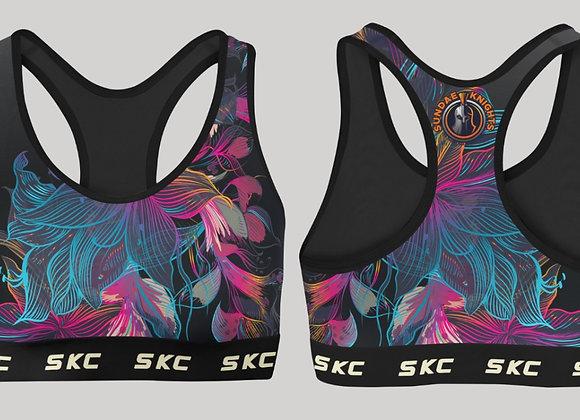 SKC Floral Sports Bra