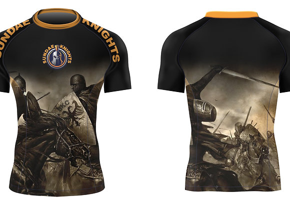 Warrior Rashguard