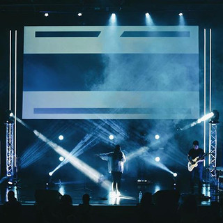 Lighting services for DCSOBERANO live concert