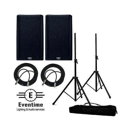 QSC K12.2 Active 2000 watt Speaker