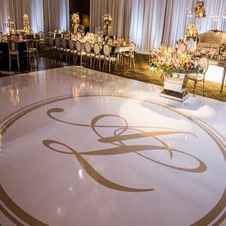 Personalized dance floor