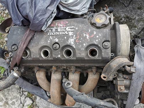 D16Y D series SOHC VTEC motor with manual transmission