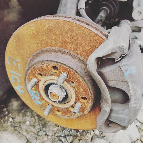 282mm brake kit bolt-on for Civic EG/EK