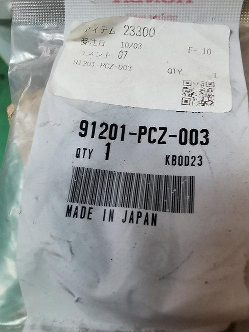 Honda S2000 differential oil seal